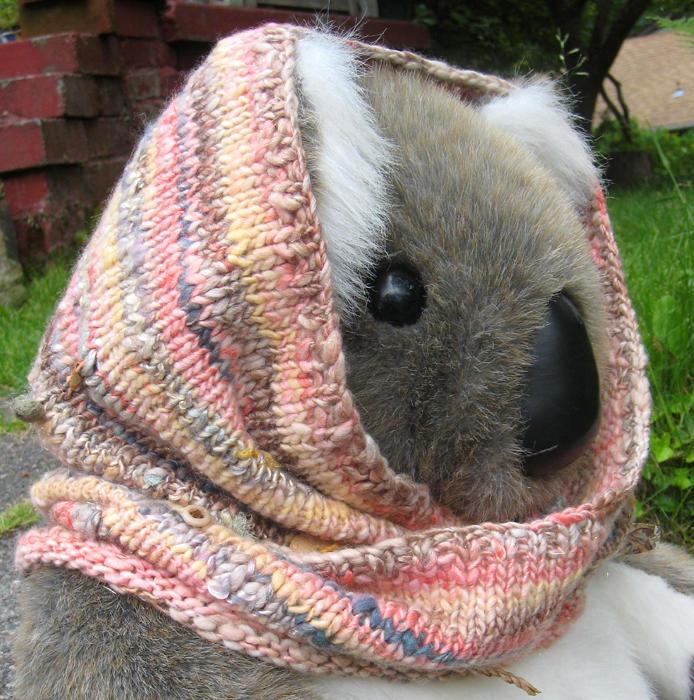 Koala snood