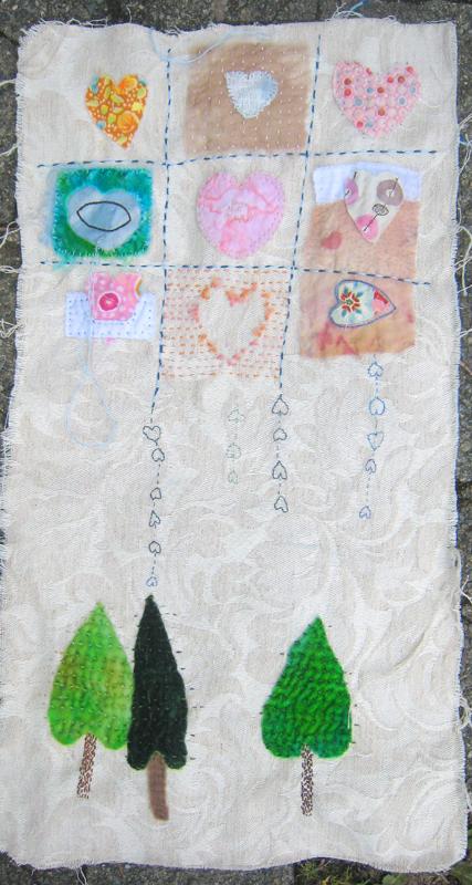 Tree hearts 3