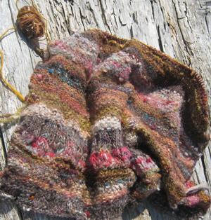 Laigrai shawl
