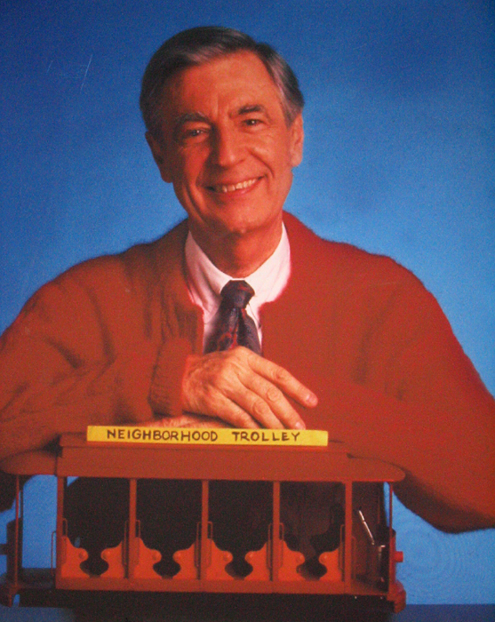 Mr Fred Mcfeely Rogers Handstories