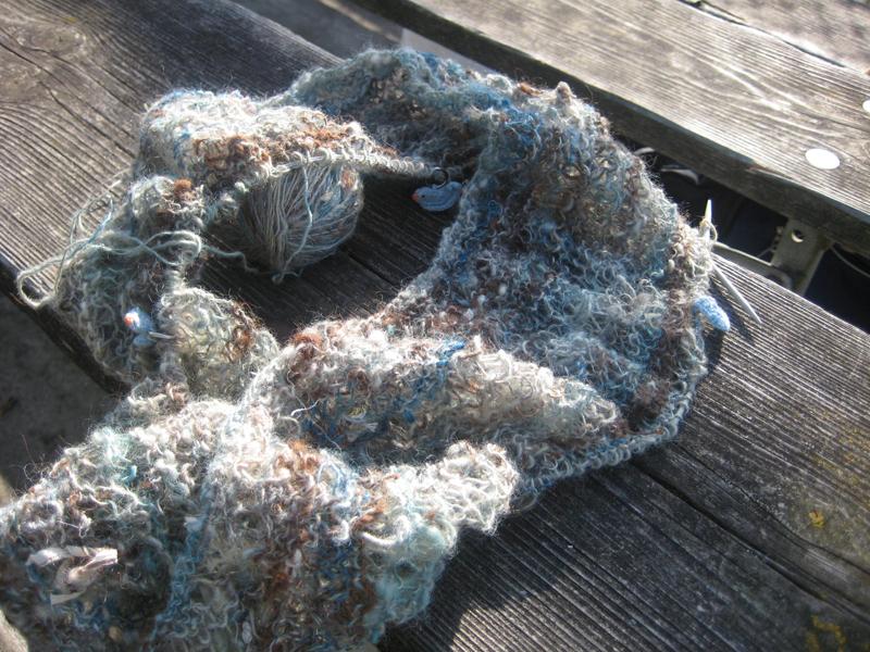 Scarf nest